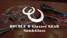 DOUBLE O Glasses GEAR